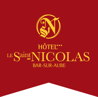 Logo Hotel Le Saint Nicolas
